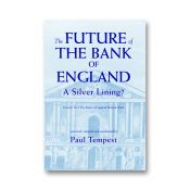 The Future of the Bank of England - cover