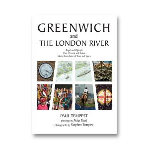 Greenwich and the London River cover