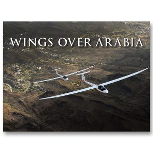 Wings Over Arabia cover