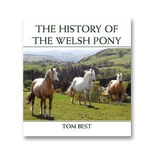 The History of the Welsh Pony cover