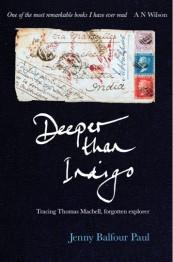 Deeper Than Indigo cover
