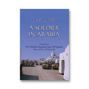 A Soldier in Arabia cover