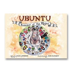 Ubuntu - Summer of the Rhino - cover
