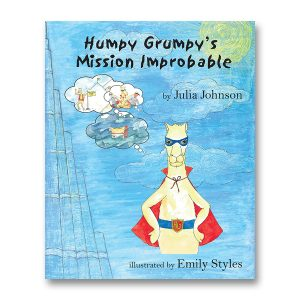 Humpy Grumpy's Mission Improbable - cover