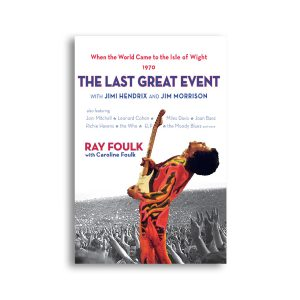 The Last Great Event - cover