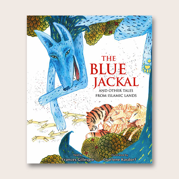 A jackal on the gurney
